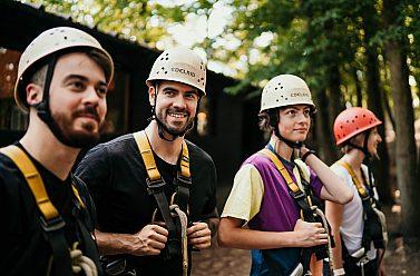 Team Building Adventure Valley